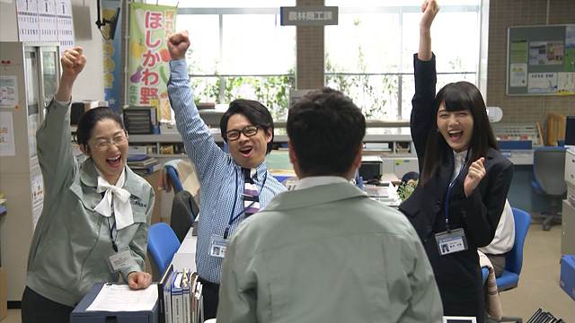 TBS 唐沢寿明主演ドラマ「ナポレオンの村」、第6話視聴率判明!