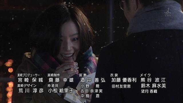 TBS 連佛美沙子主演ドラマ「37.5℃の涙」、第10話(最終回)視聴率判明!