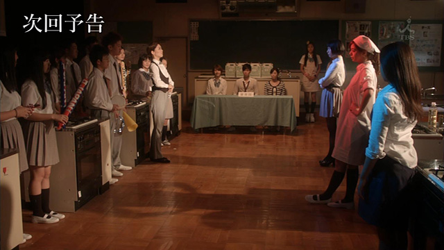 TBS/MBS 平祐奈主演ドラマ「JKは雪女」 第2話