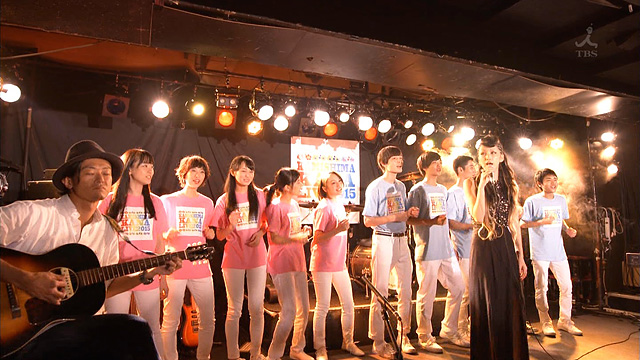 TBS 芳根京子主演ドラマ「表参道高校合唱部!」、第8話視聴率判明!