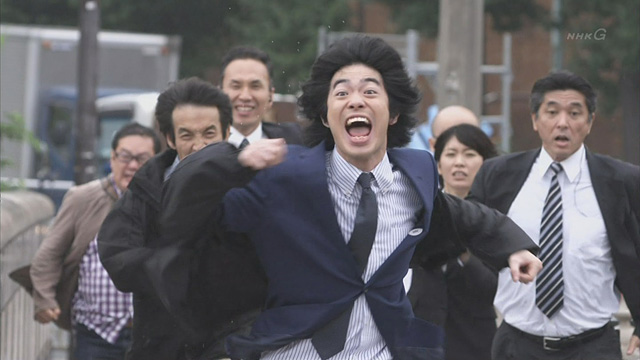 NHK 黒木メイサ主演ドラマ「デザイナーベイビー ─速水刑事、産休前の難事件─」 第2話