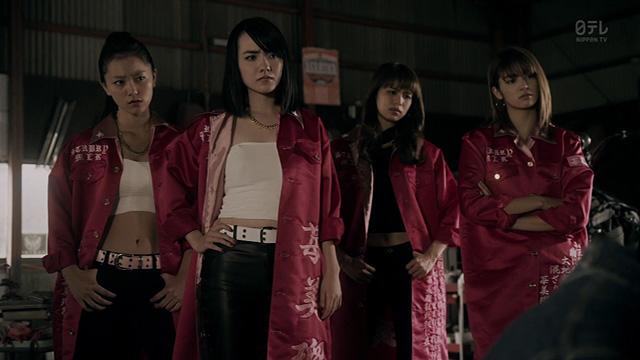 日テレ EXILE一族総出演ドラマ「HiGH&LOW」第2話
