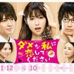 火曜ドラマ『ダメな私に恋してください』|TBSテレビ