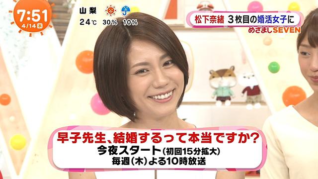 熊本地震で放送休止されたフジドラマ「早子先生、結婚するって本当ですか?」の第1話放送日時が決定
